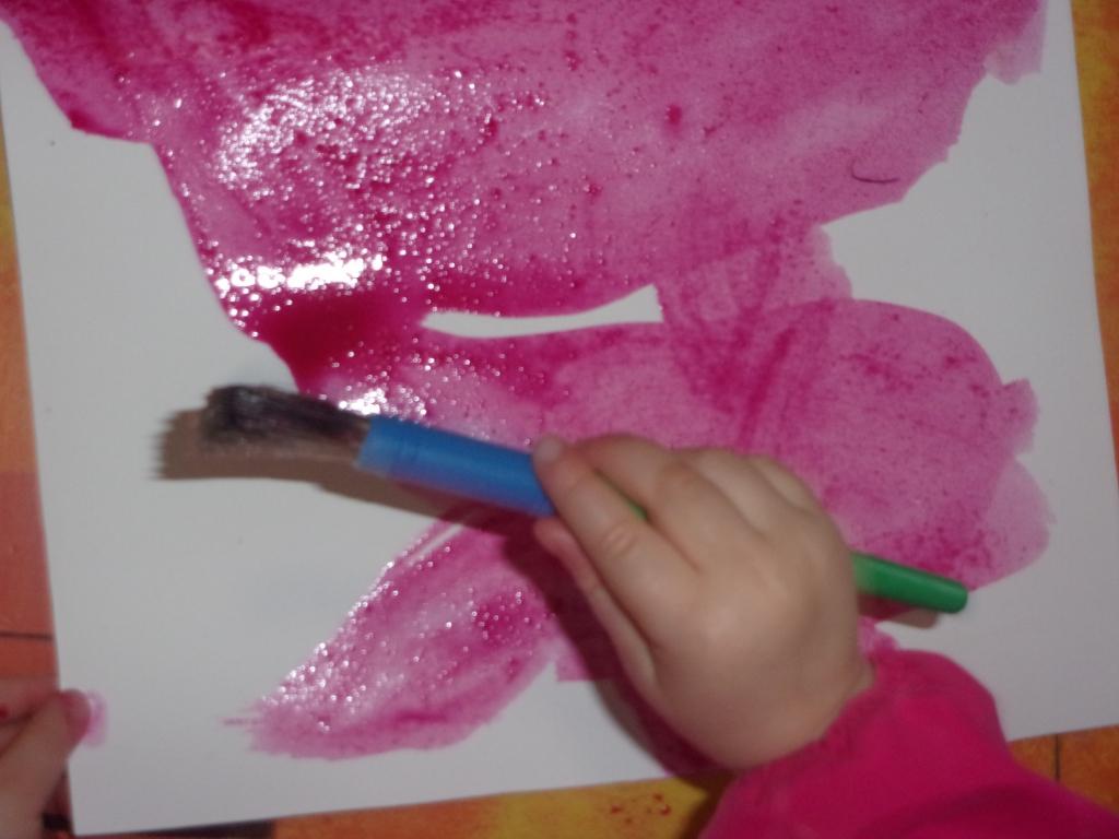 Atelier peinture végétale